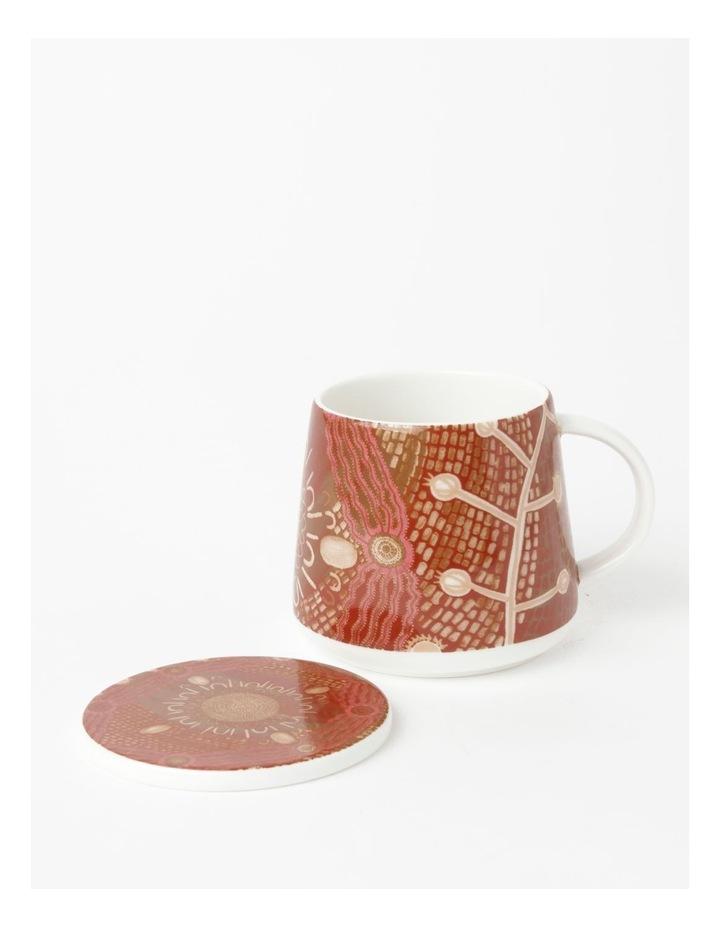 Women's Work Mug and Coaster Set image 2