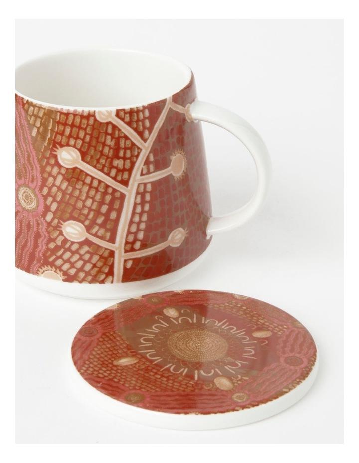 Women's Work Mug and Coaster Set image 3