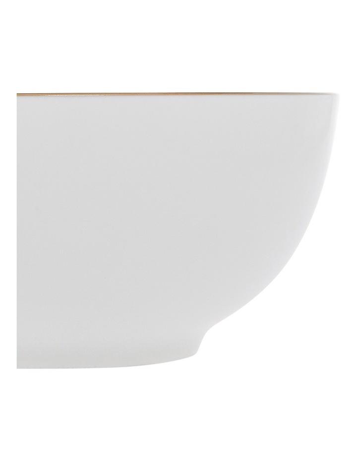 Largo Gold rimmed cereal bowl 15.5cm image 2