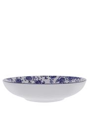 Heritage - Blue Collage Floral 34.5cm Bowl