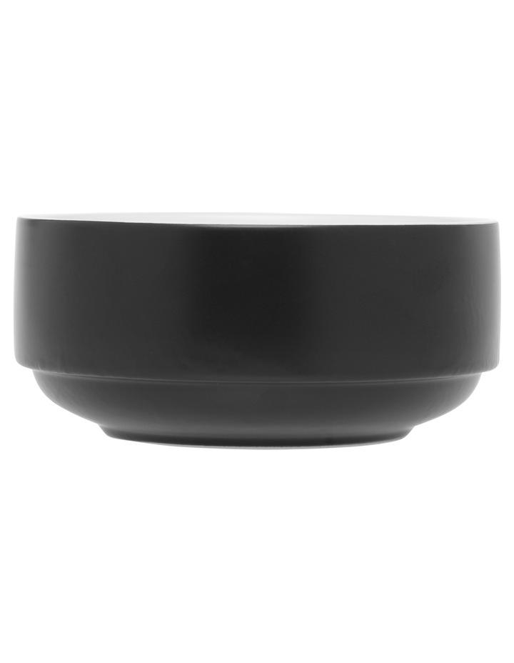 Oslo 16cm Bowl Black image 1