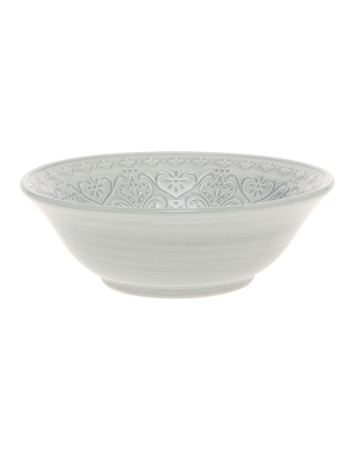 Country Heart Bowl Pink image 1
