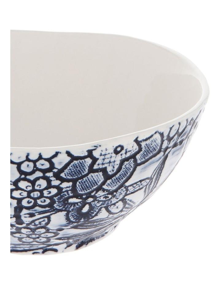 Oriental Flower Porcelain Bowl image 3