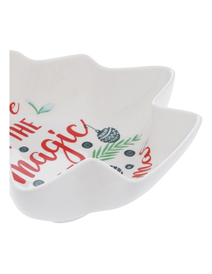 Merry & Bright Christmas Bowl image 2