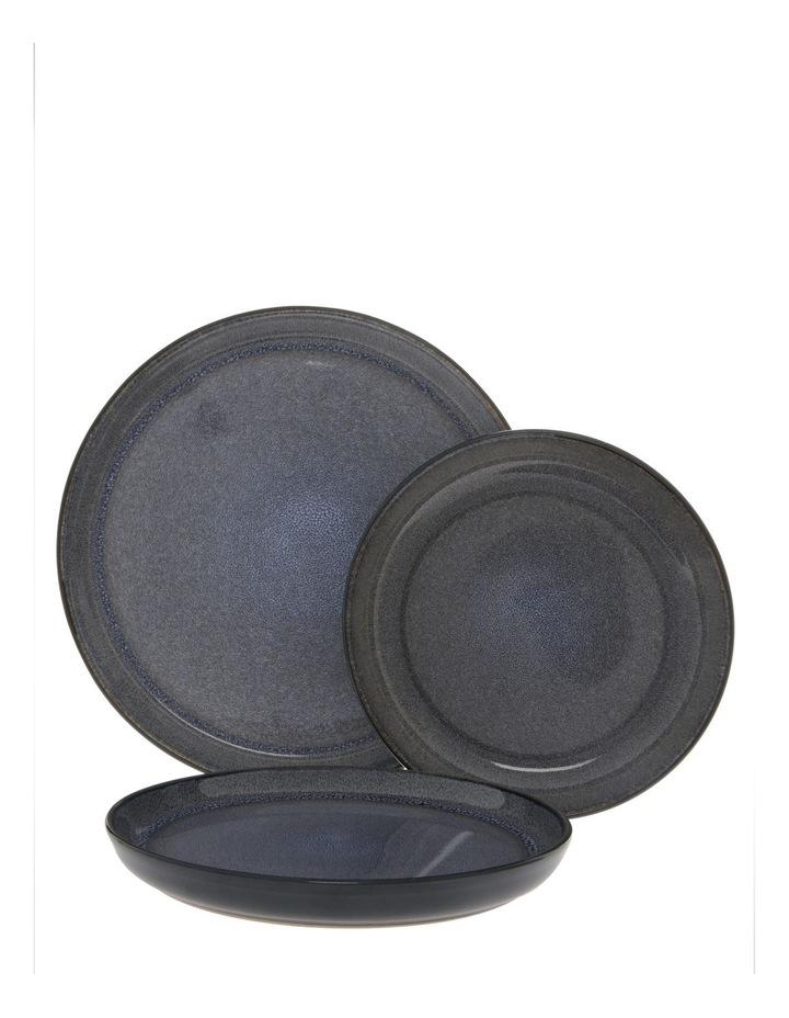 Esperance Shallow Bowl 20.4cm Blue image 3