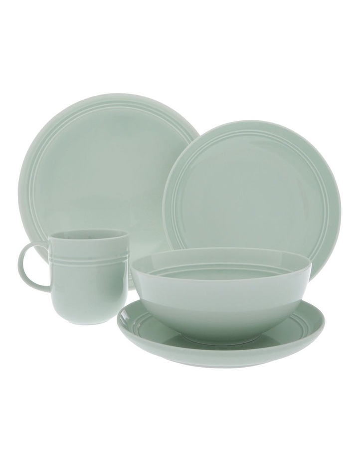 Avenue Cereal Bowl Green 17.5cm image 3