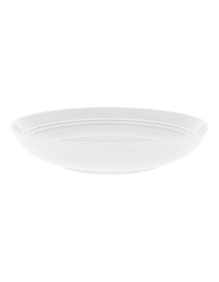 Avenue Pasta Bowl White 23cm image 1