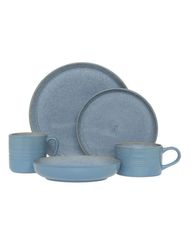 Esperance Shallow 20.4cm Bowl in Pale Blue image 4