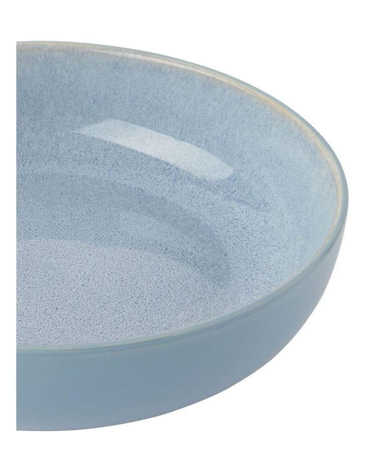 Esperance Shallow Bowl - Pale Blue image 2