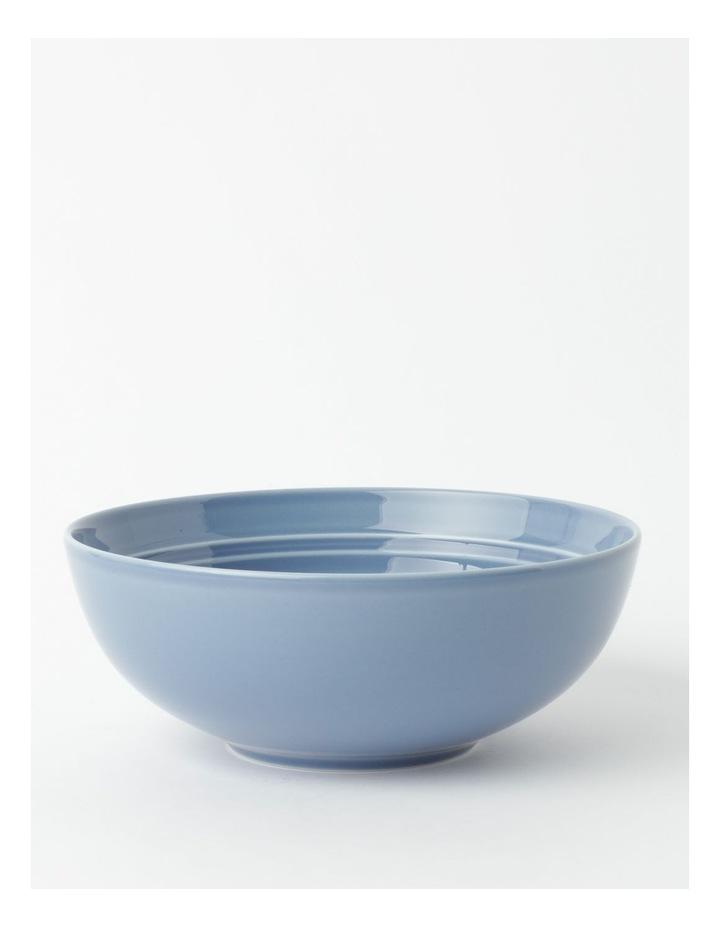 Avenue Cereal Bowl Dusk in Blue image 1