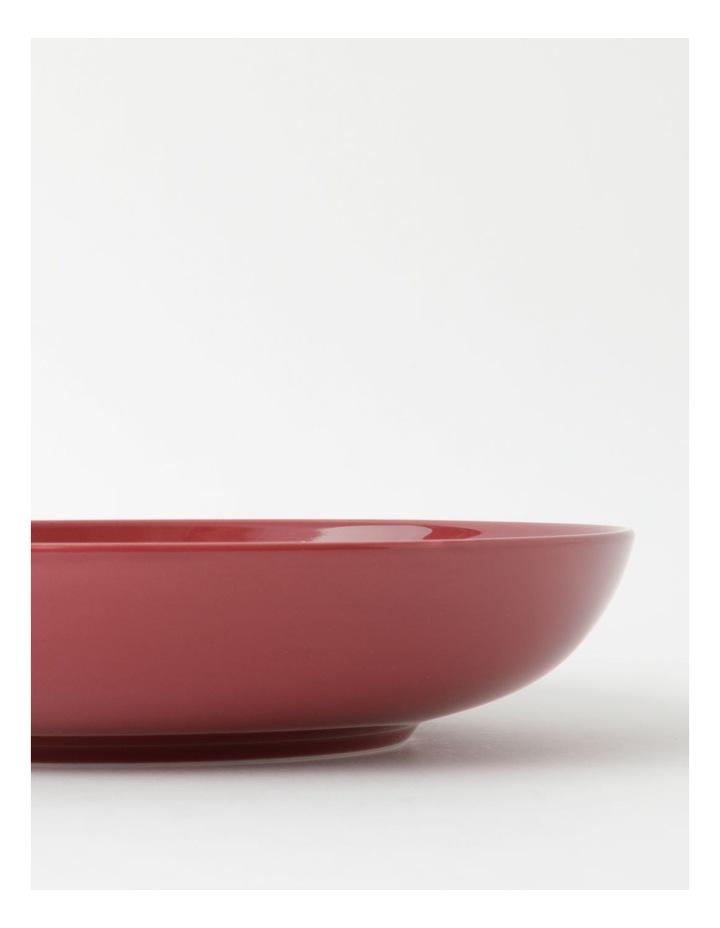 Avenue Pasta Bowl in Crimson image 3