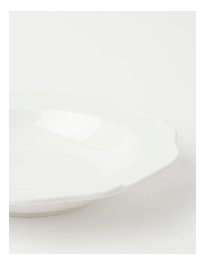 Heritage Scalloped Soup Bowl image 2