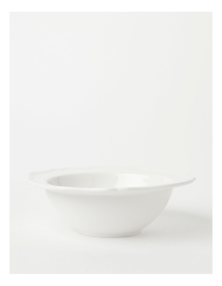 Heritage Scalloped Cereal Bowl image 1