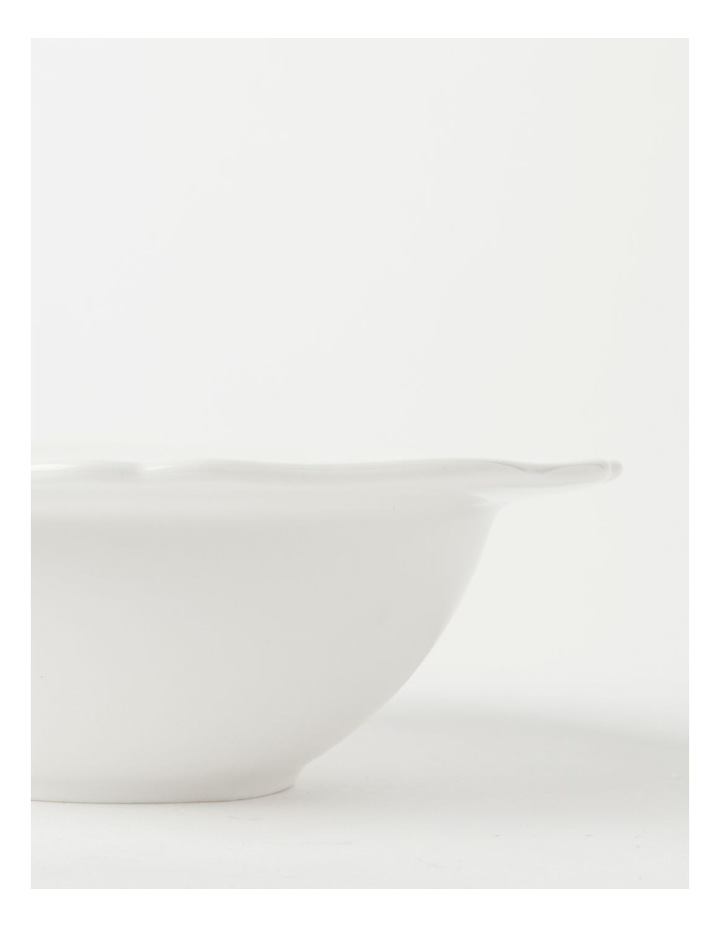 Heritage Scalloped Cereal Bowl image 2