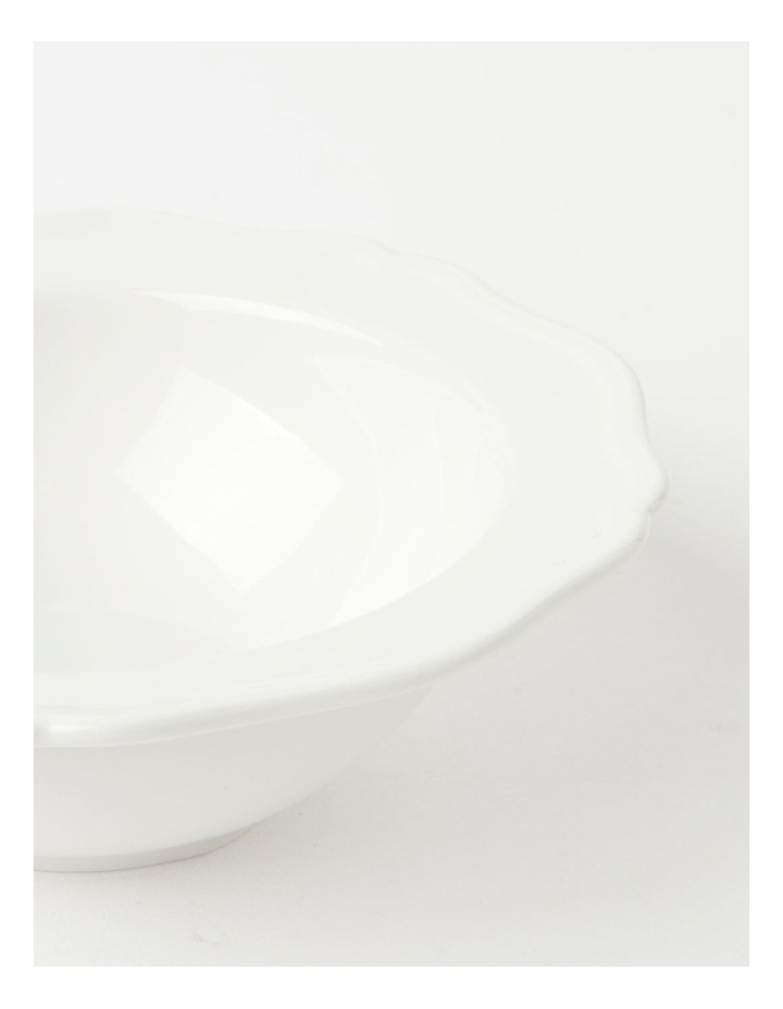 Heritage Scalloped Cereal Bowl image 3
