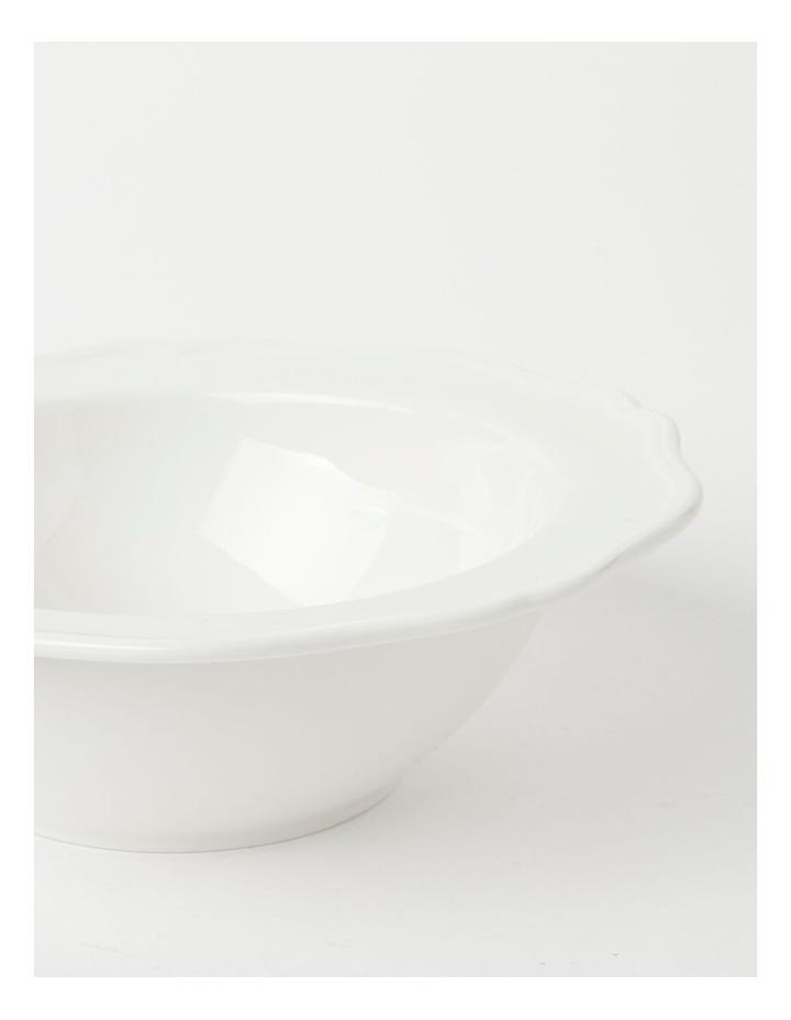 Heritage Scalloped Pasta Bowl image 2