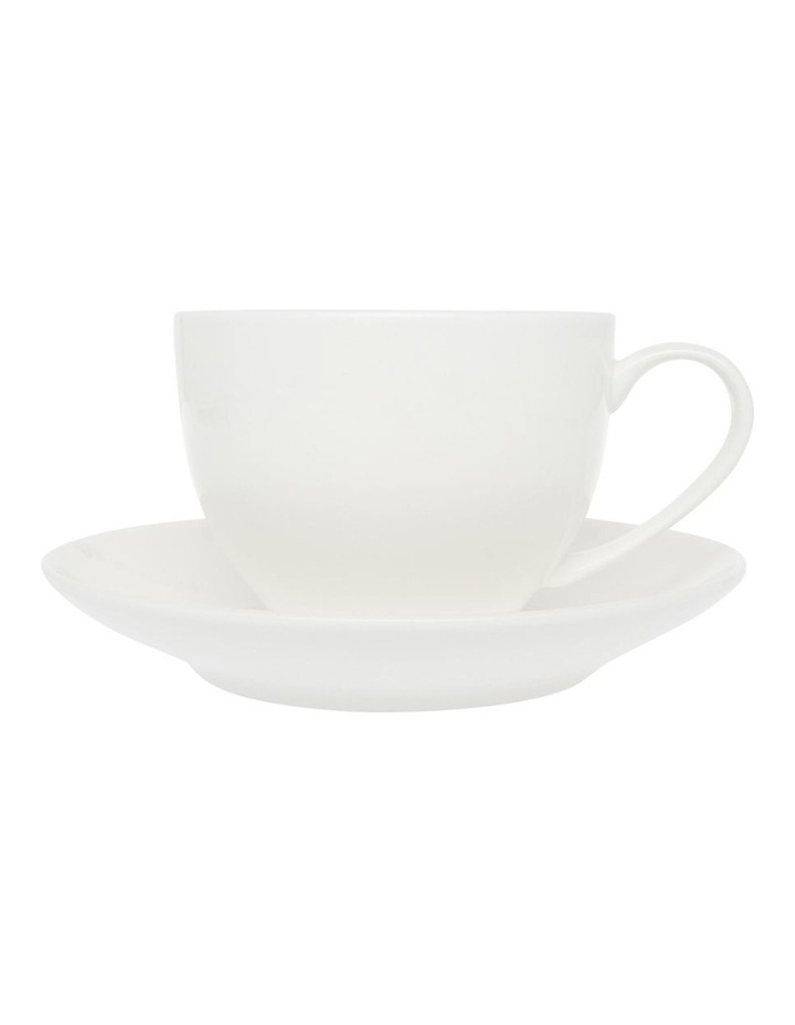 Chelsea Cappuccino Cup & Saucer image 1