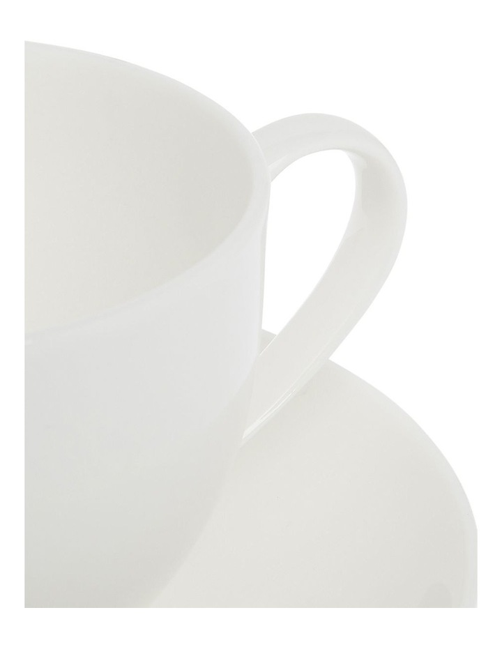 Chelsea Cappuccino Cup & Saucer image 2