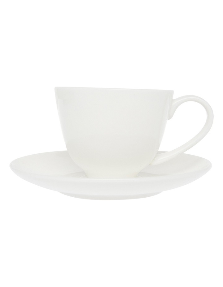 Chelsea Espresso Conical Cup & Saucer image 1