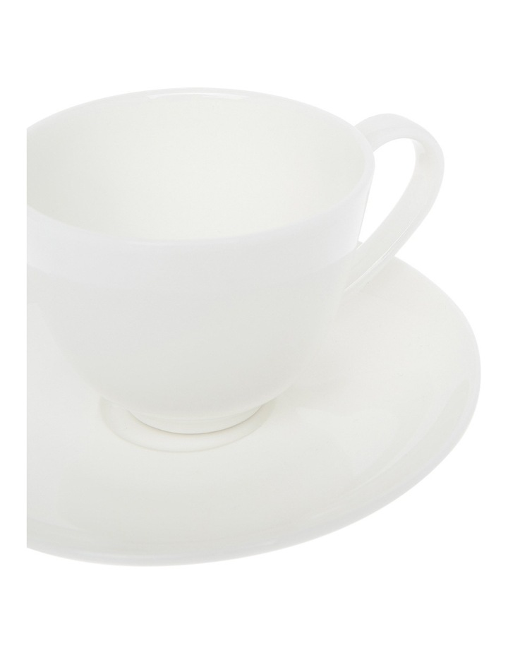 Chelsea Espresso Conical Cup & Saucer image 2