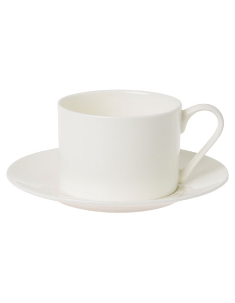 Como Barrel Cup & Saucer image 1