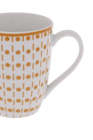 Heritage - Terra Firma Porcelain Gold Barrel Mug