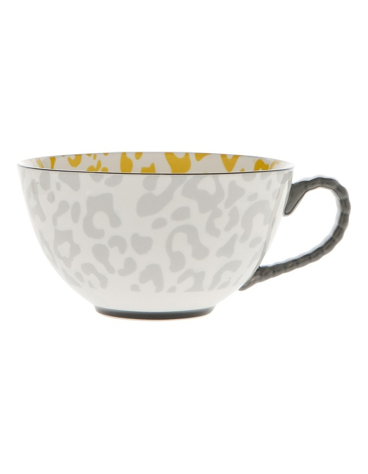 Multi Pedestal Mug Animal Print image 1