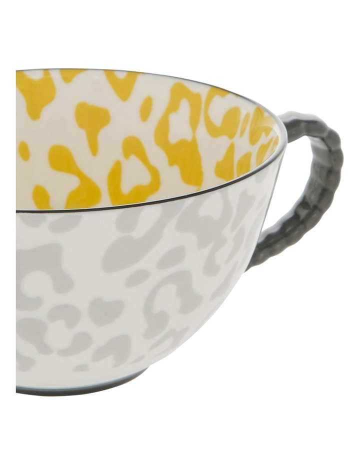 Multi Pedestal Mug Animal Print image 2