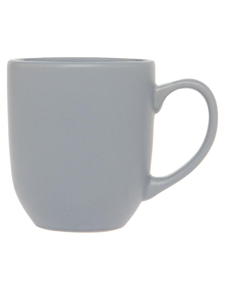 Western Stoneware Mug Blue image 1