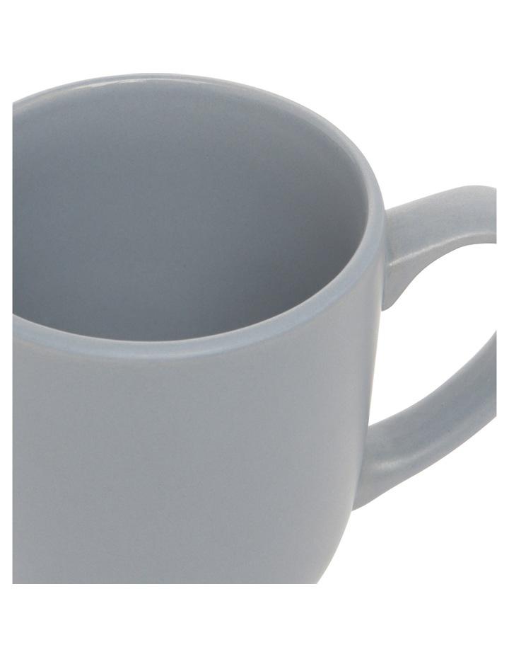 Western Stoneware Mug Blue image 2