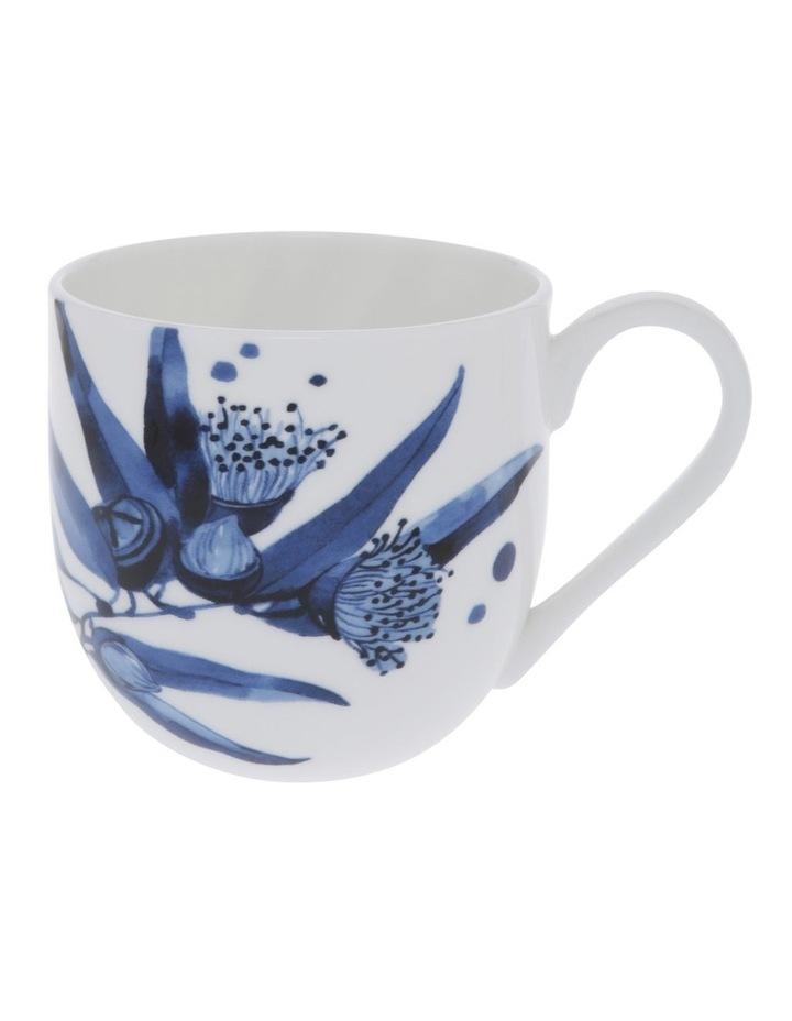 Wollombi Hakea Mug 380ml - Blue & White image 1