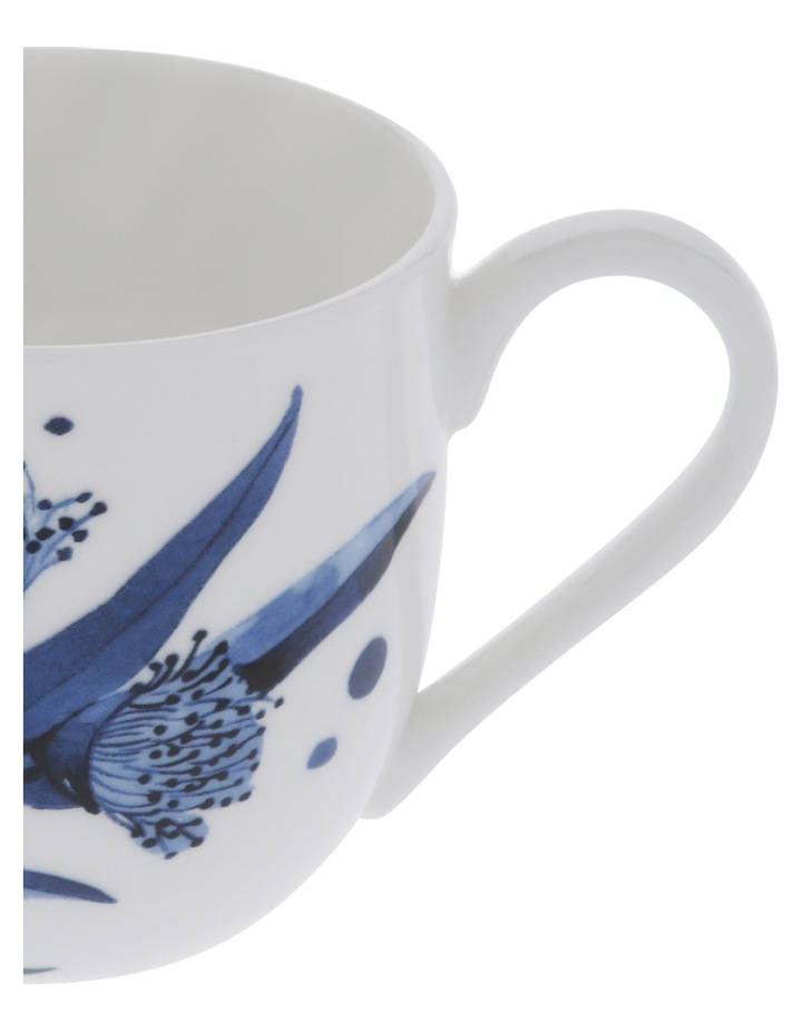 Wollombi Hakea Mug 380ml - Blue & White image 2