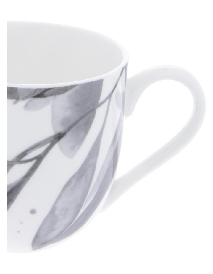 Wollombi Eucalypt Mug 380ml - Grey & White image 2