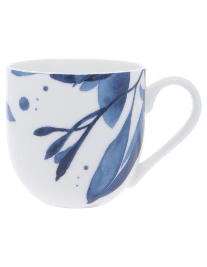 Wollombi Eucalypt Mug 380ml - Blue & White image 1