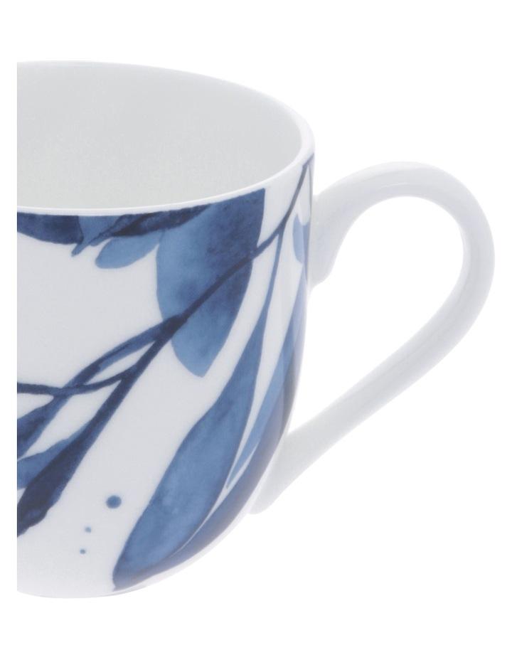 Wollombi Eucalypt Mug 380ml - Blue & White image 2