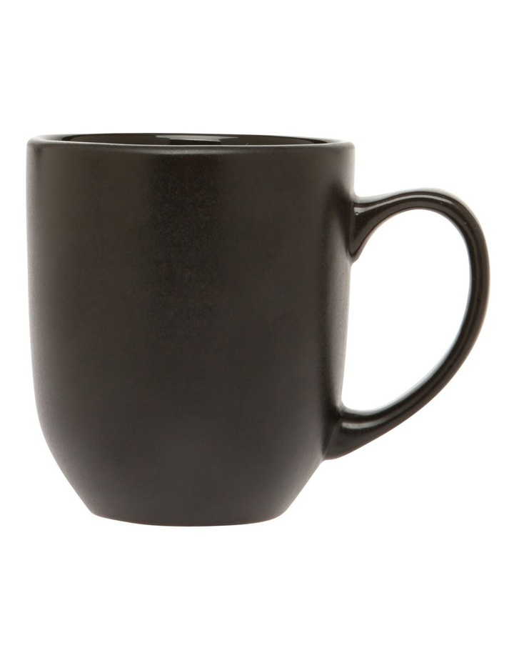 Western Stoneware Mug Black image 1