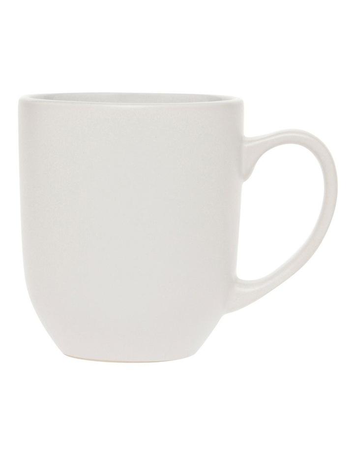 Western Stoneware Mug White image 1
