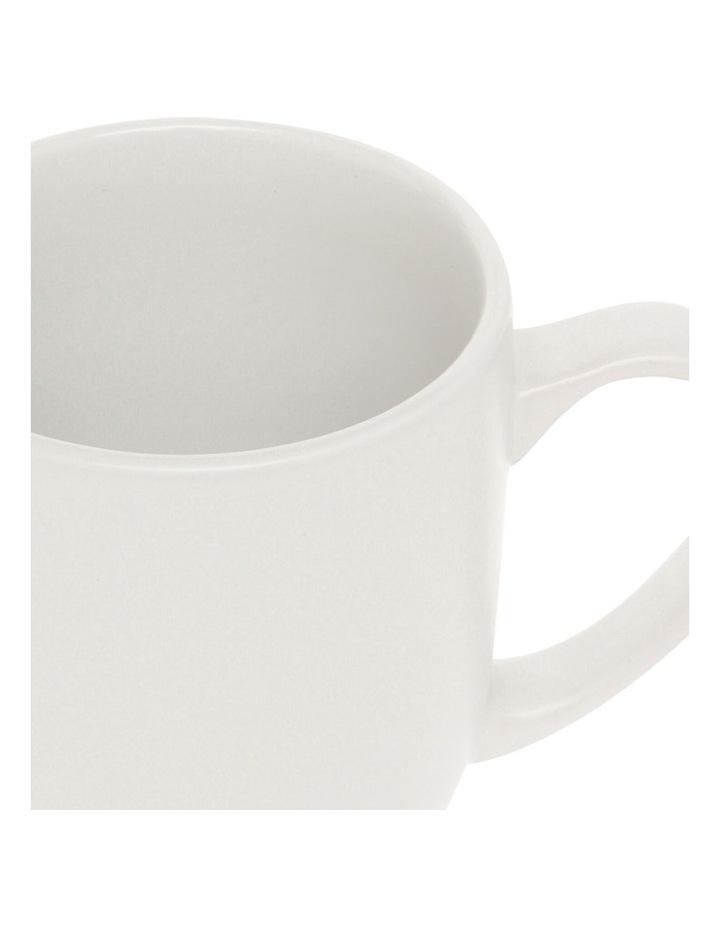 Western Stoneware Mug White image 2