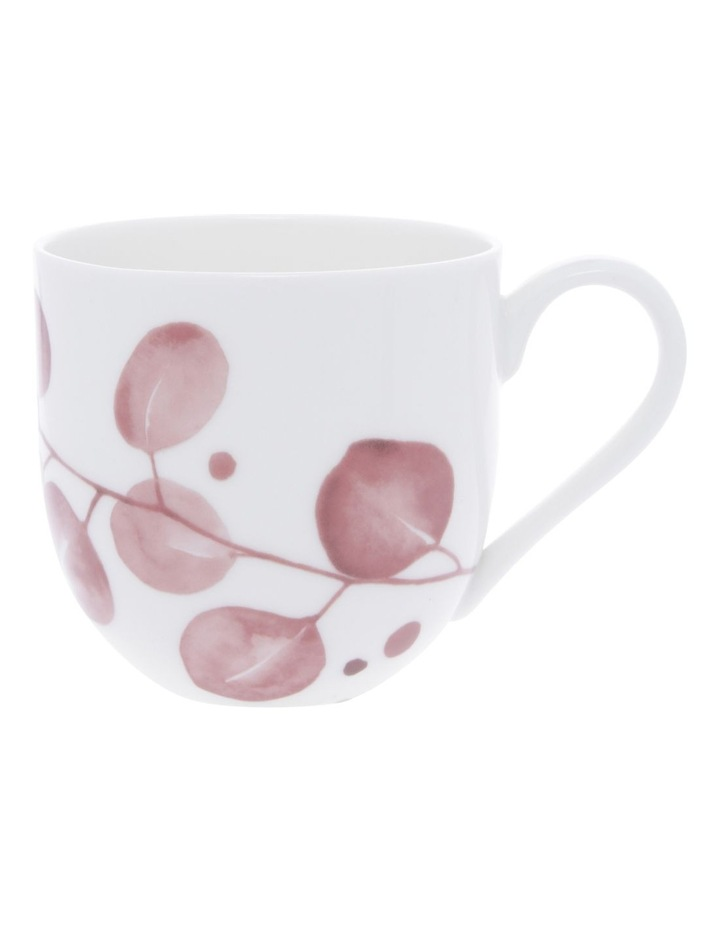 Wollombi Mug 380ml - Blush & White image 1