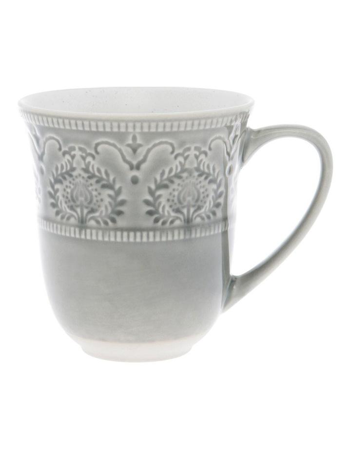 Heliconia Mug Grey image 1