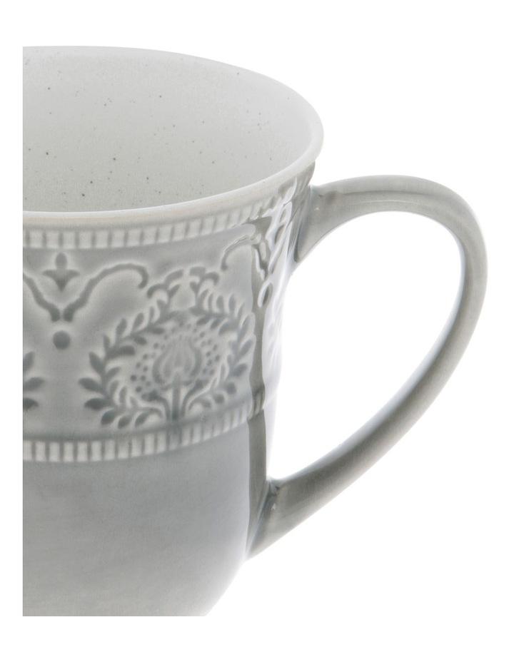 Heliconia Mug Grey image 2
