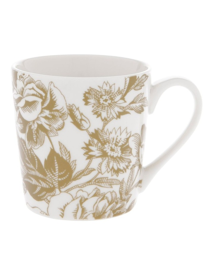 Gold-Look Hampshire Mug image 1