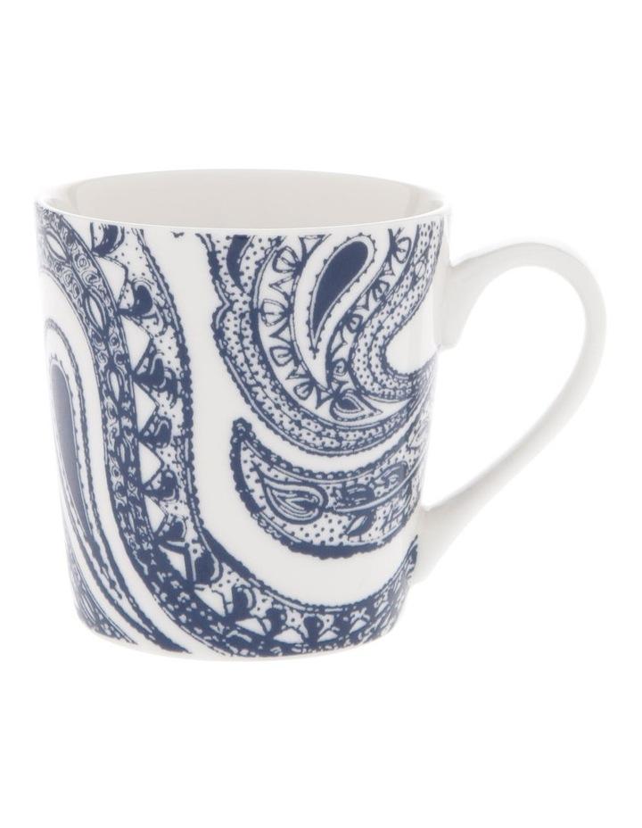 Hampshire White and Blue Mug image 1