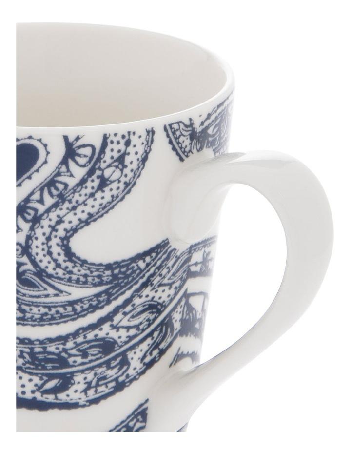 Hampshire White and Blue Mug image 2