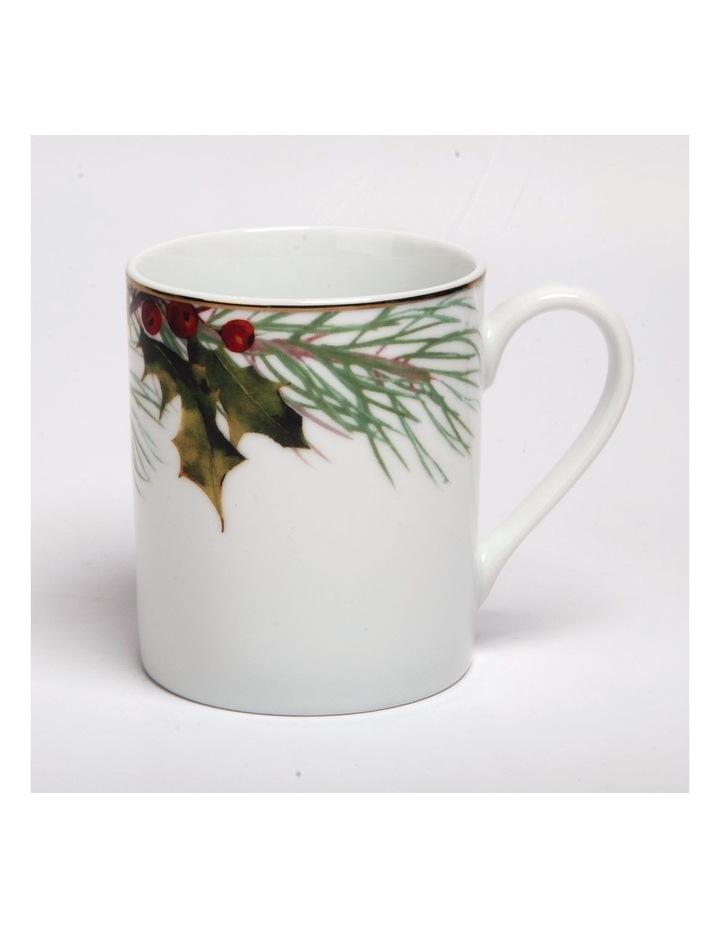 Festive Holly Mug Berries image 1