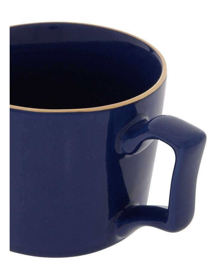 Oriental Dark Blue Mug image 2