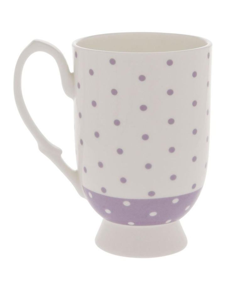 Summer House Mug in Mauve with Floral Detail image 2