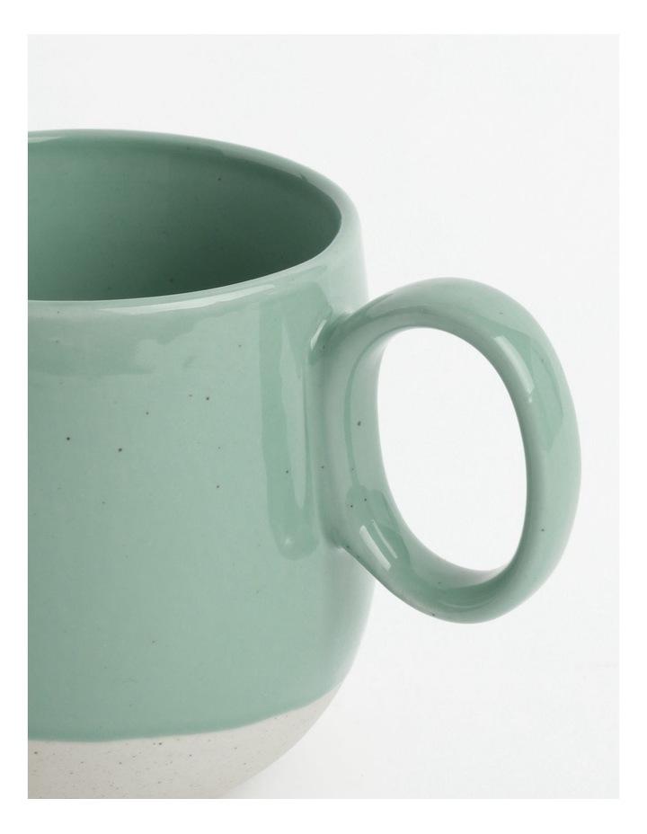 Drip Mug in Ocean image 2