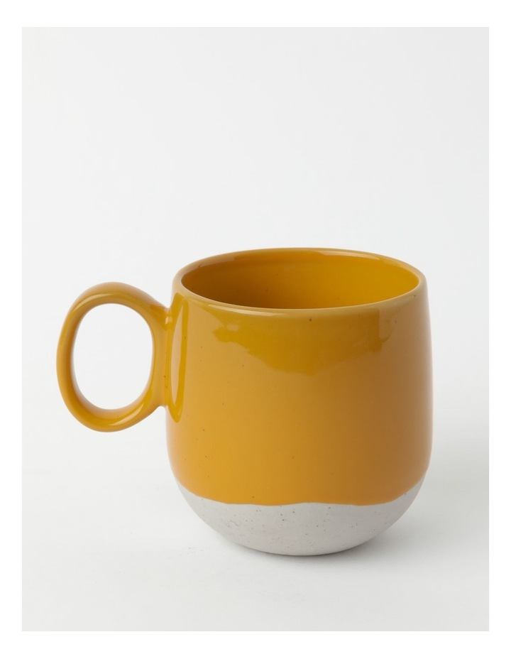 Drip Mug in Sand image 1