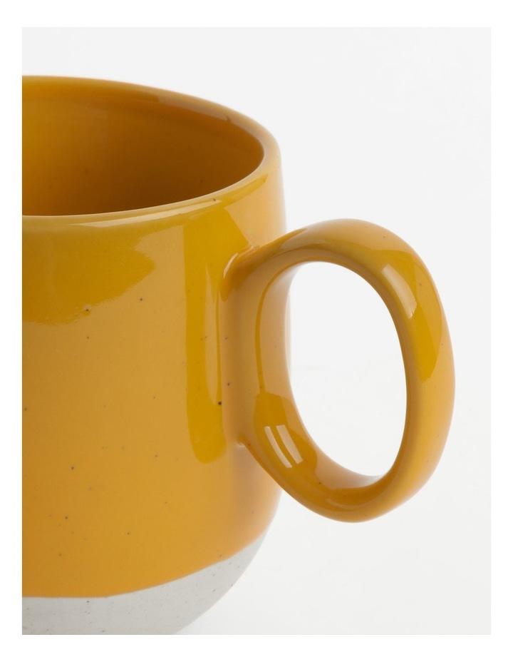 Drip Mug in Sand image 2
